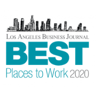 Los Angeles Business Journal Best Places to Work