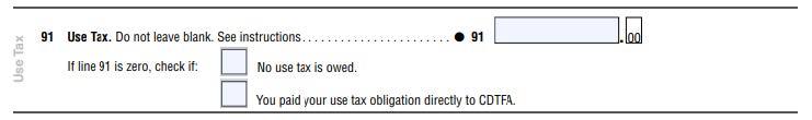 California Use Tax