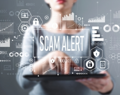 Business email SCAMS